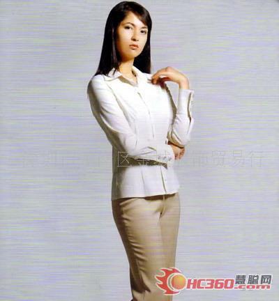 美女职业装打造办公室精英组图(白领)美女袜桶图片