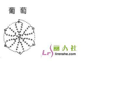 韩国葡萄叶子球球围巾编织方法【围巾织法大全】