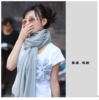围巾的各种围法与搭配图解【围巾的围法大全】