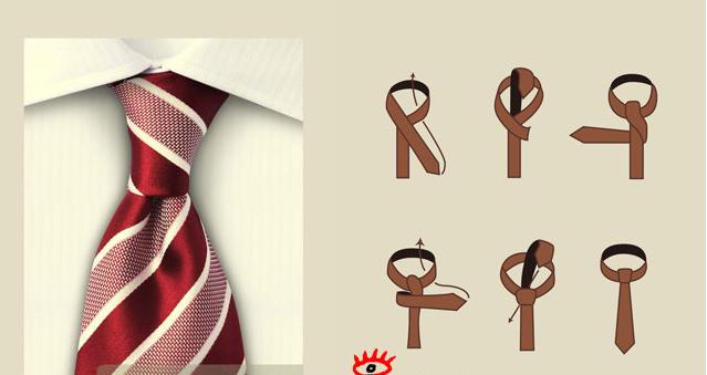 领带怎么打好看_怎么打领带图解男士必看_装扮网