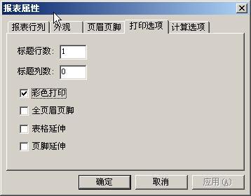 金蝶KIS标准版迷你版自定义报表